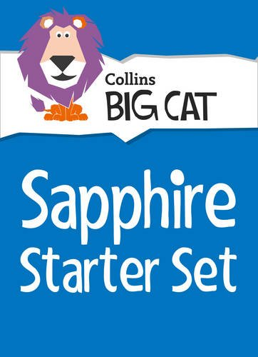 9780007929214: Sapphire Starter Set (Collins Big Cat Sets)