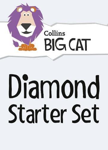 9780007929221: Diamond Starter Set: Band 17/Diamond (Collins Big Cat Sets)