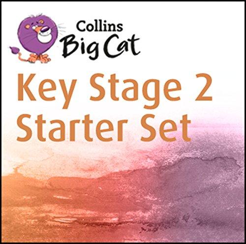 9780007929245: Collins Big Cat Sets - Key Stage 2 Starter Set: Copper to Pearl