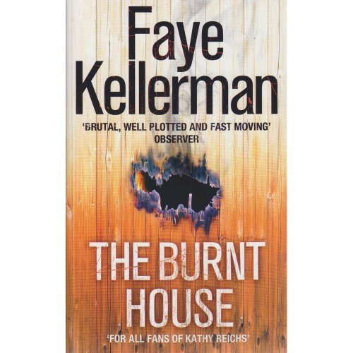 9780007930364: The Burnt House (Peter Decker and Rina Lazarus Crime Thrillers)