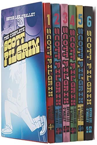 9780007931071: Scott Pilgrim 6 Books Collection Set (Scott Pilgrim's Precious Little Life, Scott Pilgrim vs the World, Scott Pilgrim and the Infinite Sadness, Scott Pilgrim Gets it Together, Scott Pilgrim vs the Universe, Scott Pilgrim's Finest Hour)