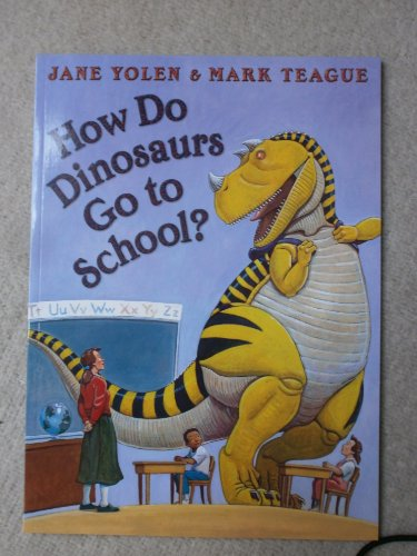 9780007931514: How do dinosaurs go to school?