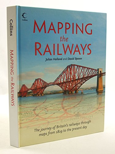 9780007931781: Mapping the Railways
