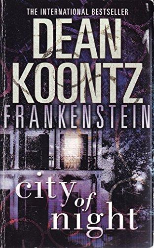 9780007933679: Frankenstein 2: City of Night