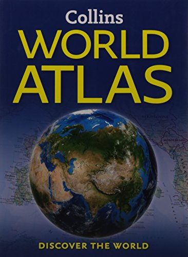 Collins World Atlas: Discover the World
