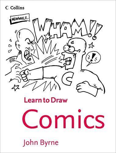 9780007933822: Comics (Collins Learn to Draw)