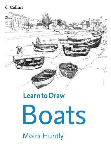 9780007933839: Boats (Collins Learn to Draw S)