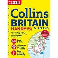9780007934577: Collins 2014 Handy Road Atlas of Britain Spiral A5