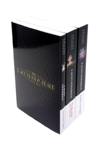 9780007934942: F. Scott Fitzgerald Collection: The Great Gatsby, The Beautiful and Damned and Tender is the Night (Collins Classics)