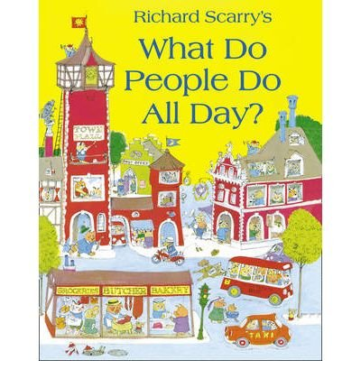 9780007935185: What Do People Do All Day?