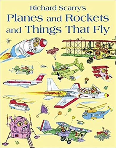 9780007935246: Planes and Rockets and Things That Fly