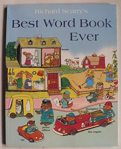 9780007935284: Best Word Book Ever