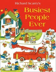 9780007936694: Busiest People Ever