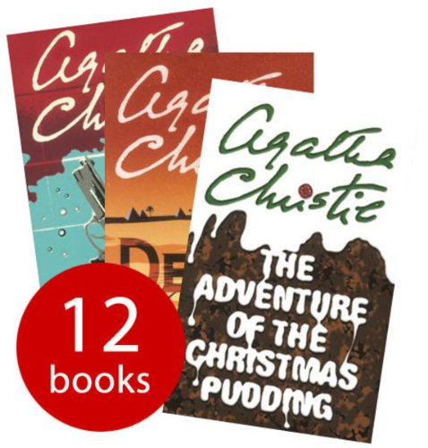 9780007937165: Agatha Christie Poirot Collection - 12 Books