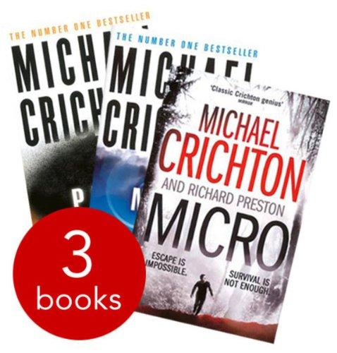 9780007937943: Michael Crichton Set - 3 Books (Paperback) RRP £23.97