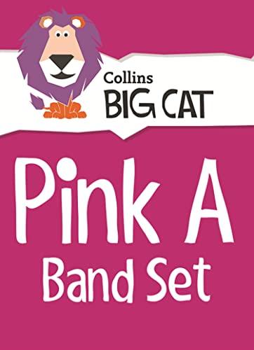 Pink A Starter Set: Band 01a/Pink a