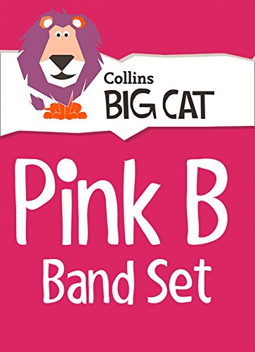 9780007938063: Collins Big Cat - Pink B Starter Set: Band 01B/Pink B