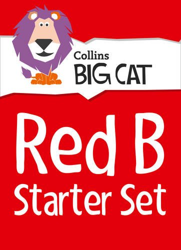 9780007938087: Collins Big Cat - Red B Starter Set: Band 02B/Red B