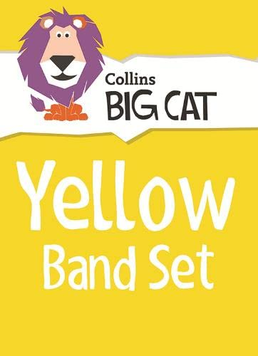 9780007938094: Collins Big Cat Yellow Starter Set: Band 03/Yellow (Collins Big Cat Sets)
