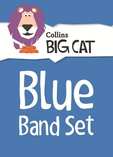 9780007938100: Collins Big Cat - Collins Big Cat Blue Starter Set: Band 04/Blue