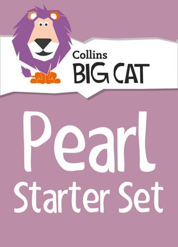 9780007938117: Collins Big Cat Sets - Pearl Starter Set: Band 18/Pearl