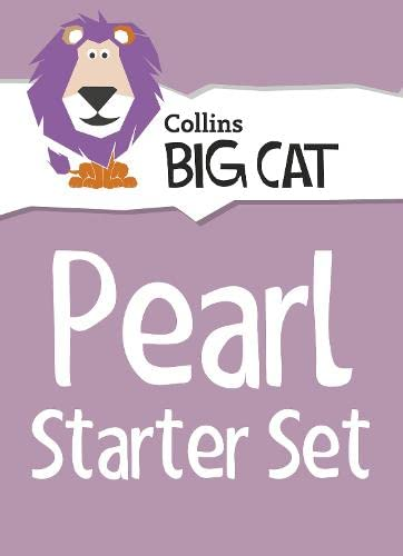 9780007938117: Collins Big Cat Sets - Pearl Starter Set: Band 18/Pearl