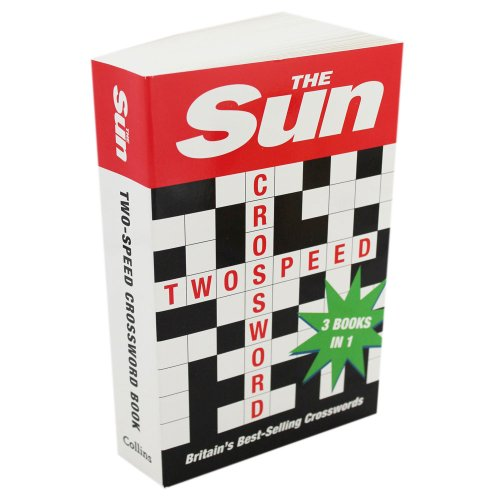 9780007938537: The Sun - Two Speed Crosswords - 3 Books In 1