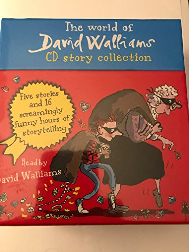 9780007938797: Walliams Complete Audio: The Boy in the Dress/Mr Stink/Billionaire Boy/Gangsta Granny/Ratburger