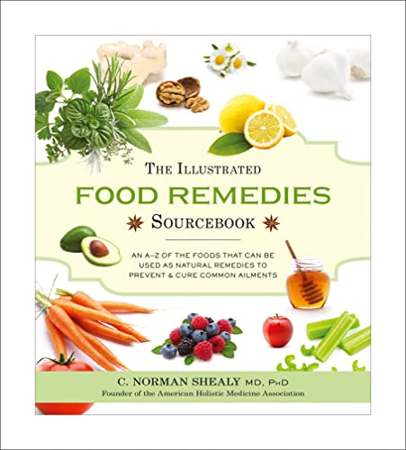9780007938827: The Illustrated Food Remedies Sourcebook