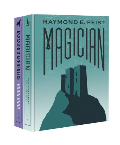 9780007939381: Assassin's Apprentice and Magician (Two book set)