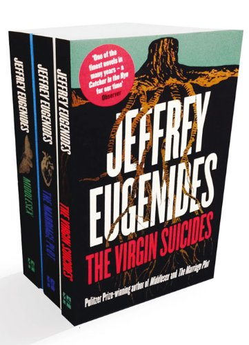 9780007939404: Jeffrey Eugenides Collection (Three book set: The Marriage Plot, Middlesex and The Virgin Suicides)