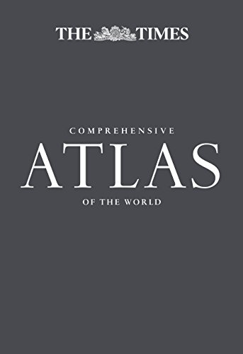 9780007941278: The Times Comprehensive Atlas of the World Limited Edition (Times World Atlases)