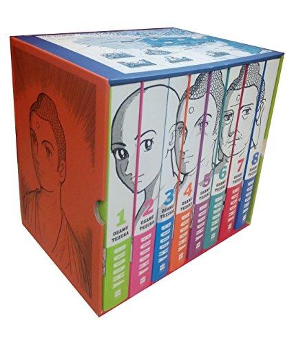 9780007942480: BUDDHA (Box Set) Volumes 1 - 8 by OSAMU TEZUKA, published by Harper Collins Publishers INDIA Ltd. 2014