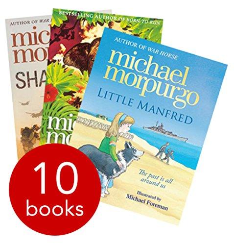 9780007942657: Michael Morpurgo Collins Collection - 10 Books