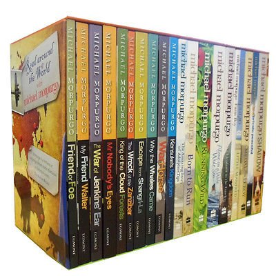 9780007942695: Read Around the World with Michael Murpurgo. Box Set.