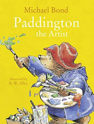 9780007943197: Paddington the Artist