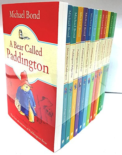 9780007943609: Paddington Bear Collection - 13 book set