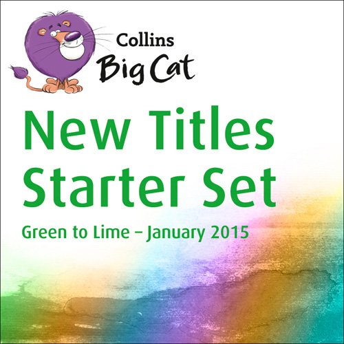 9780007944057: New Titles Starter Set January 2015 (Collins Big Cat Sets)