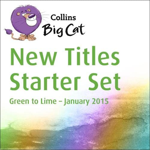 9780007944057: Collins Big Cat Sets - New Titles Starter Set January 2015