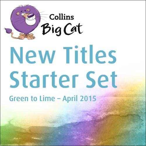 9780007944064: Collins Big Cat Sets - New Titles Starter Set April 2015