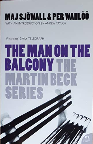 9780007944552: The Man on the Balcony (The Martin Beck )