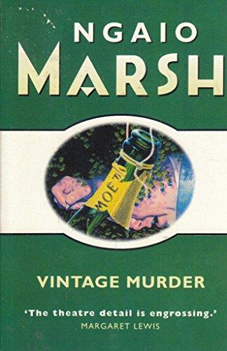 9780007944866: Vintage Murder