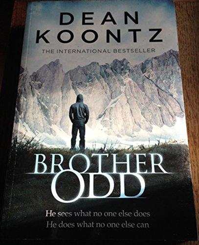 9780007945245: Brother Odd