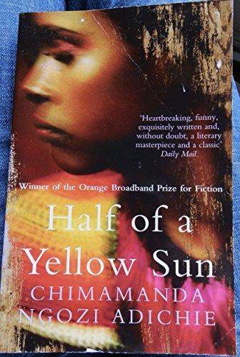 9780007945672: Half of a Yellow Sun
