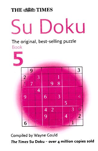 9780007945771: The Times Su Doku Book 5