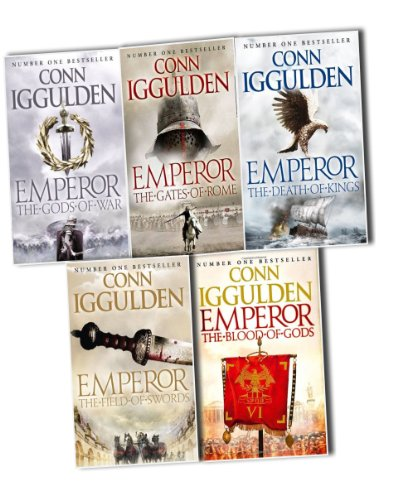 9780007946068: Emperor Series Collection 5 Books Set