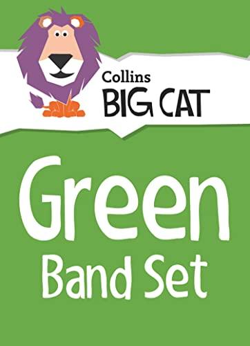 9780007946785: Collins Big Cat Sets - Green Starter Set : Band 05/Green