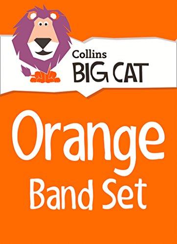 9780007946792: Collins Big Cat Sets - Orange Starter Set: Band 06/Orange