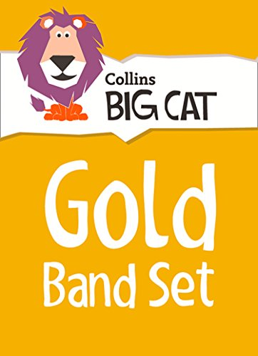9780007946822: Gold Starter Set: Band 09/Gold (Collins Big Cat Sets)