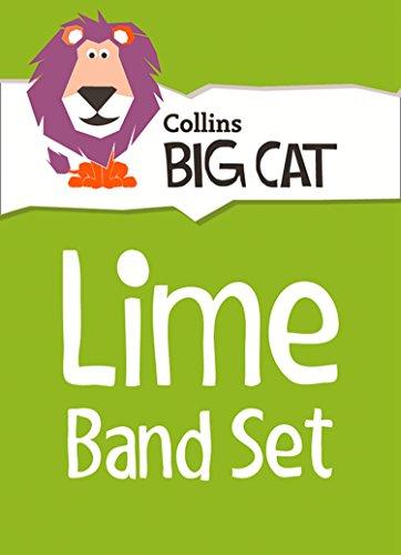 Lime Starter Set: Band 11/Lime: Collins Big Cat